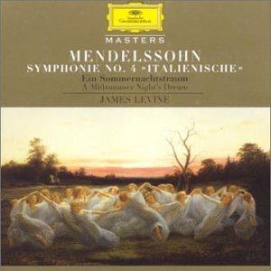 Symphony No. 4, a Midsummer Night's Dream (Levine, Bpo)