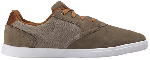 C1RCA Men's JC01 Skate Shoe, Clay/Washed Tan, 10 M US