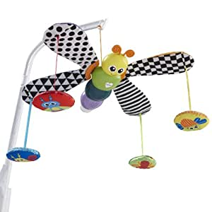 Lamaze Freddie The Firefly Musical Mobile (Discontinued by Manufacturer)