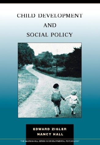 Child Development & Social Policy front-873864