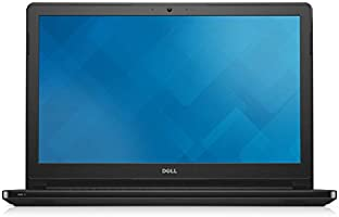 Dell Vostro 3558 15.6-inch Laptop (Core i3-5005U/4GB/1TB/Windows 10 Home/Integrated Graphics), Black with Pre-Loaded Microsoft Office 2016 & 1 yr Accidental Damage Protection