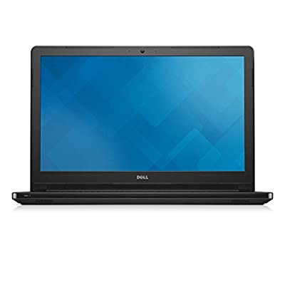Dell Vostro 3558 15.6-inch Laptop (Core i3-5005U/4GB/1TB/Windows 10 Home/Integrated Graphics), Black with Pre-Loaded...
