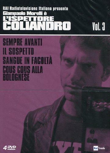 Inspector Coliandro: Volume 3