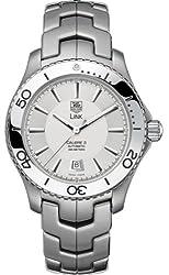 TAG Heuer Men's WJ201B.BA0591 Link Caliber 5 Automatic Watch