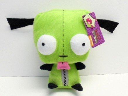 "Nickelodeon Alien Invader Zim - Plush 8"" GIR Doll"