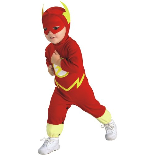 The Flash Costume - Infant