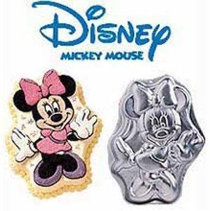 Mouse Cake Pan #2105-3602 (1998): Novelty Cake Pans: Kitchen & Dining