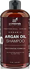 Art Naturals Daily Organic Argan Oil Shampoo  16 oz