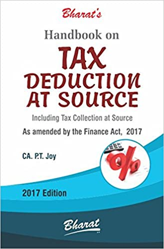 Bharat's Handbook on Tax Deduction at Source