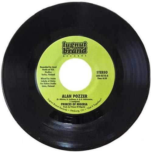 Vinilo : Princes of Nigeria - Alan Pozzer /  Mugu Chase (7 Inch Single)