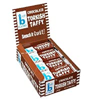 Bonomos Turkish Taffy – Chocolate 24ct.