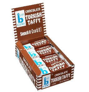 Bonomos Turkish Taffy &#8211; Chocolate 24ct.