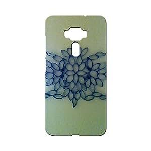BLUEDIO Designer Printed Back case cover for Asus Zenfone 3 (ZE520KL) 5.2 Inch - G6612