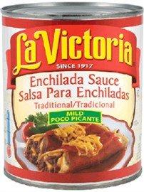 La Victoria Red Enchilada Sauce Traditional Mild 28.0 Oz фрисолак голд пеп смесь на основе глубоко гидролизованных белков молочной сыворотки 400 г