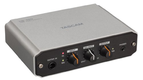 Tascam US100 USB audio interface