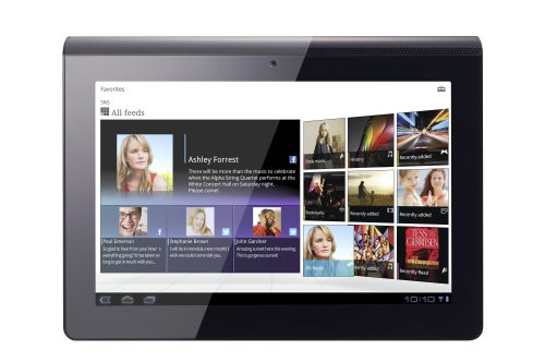 Sony 9.4 inch Tablet S (Nvidia Tegra 2 1GHz, 1GB RAM,16GB Memory, Android 3.1)