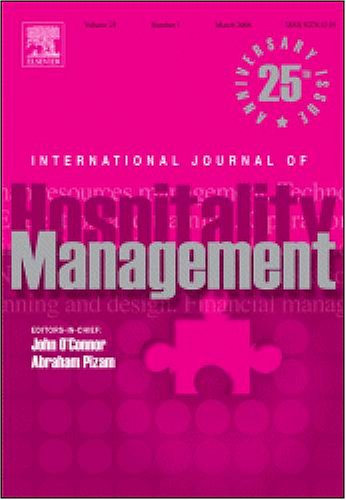 journal of hospitality and tourism management pdf