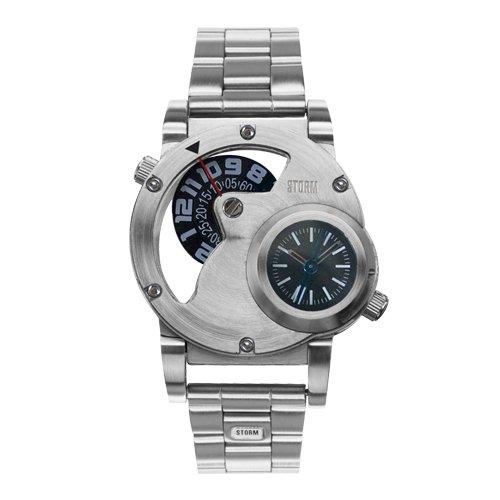 Storm Men's Satellite Black Watch 4656/BK
