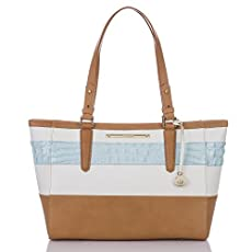 Medium Arno Tote<br>French Blue Vineyard