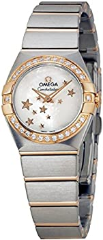 Omega Constellation Mother of Pearl Diamond Ladies Watch