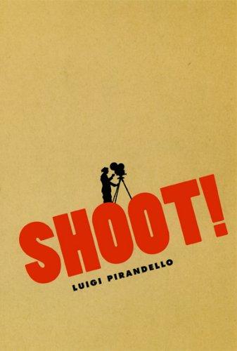 Shoot!: The Notebooks of Serafino Gubbio, Cinematograph...