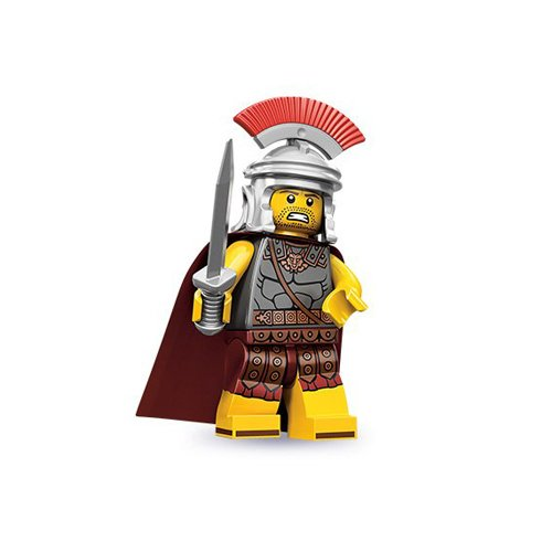 LEGO Series 10 Minifigure Roman Commander (71001) - 1
