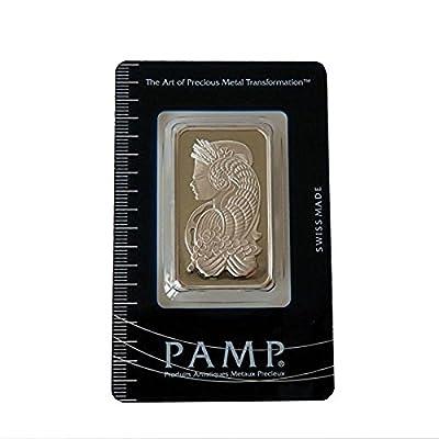 Silberbarren 20 Gramm Silber Fortuna der PAMP SUISSE