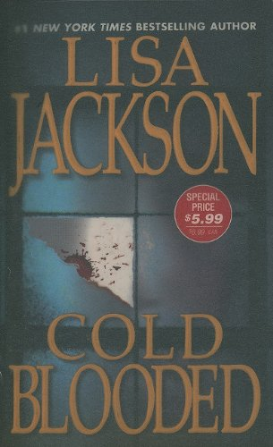 Cold Blooded, Lisa Jackson