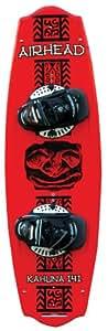 Kwik Tek Airhead Kahuna Wakeboard with Clutch Binding (141cm)