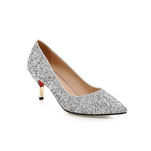 high heels mit pailletten. Black Bedroom Furniture Sets. Home Design Ideas