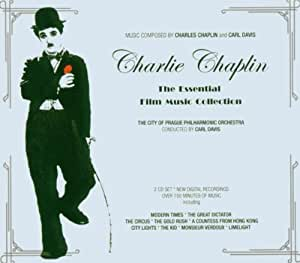 Chaplin, Charlie: Essential Film Music (2 CD SET)