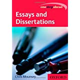One Step Ahead: Essays and Dissertationsby Chris Mounsey