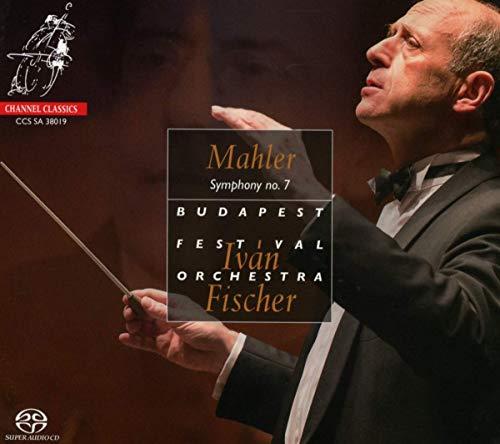 SACD : Ivan Fischer - Mahler: Symphony No.7 (SACD)