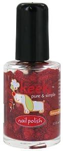 Keeki Pure & Simple - Nail Polish Chocolate Covered Cherry - 0.5 oz. from Keeki Pure & Simple
