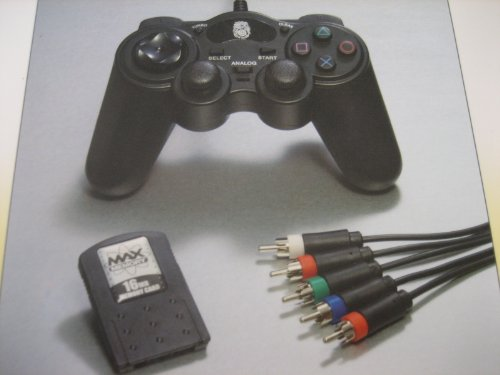 41TNnPTwYhL Cheap Price PS2 Starter Kit