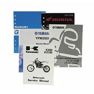honda cr80 cr85 service manual 1995 2003