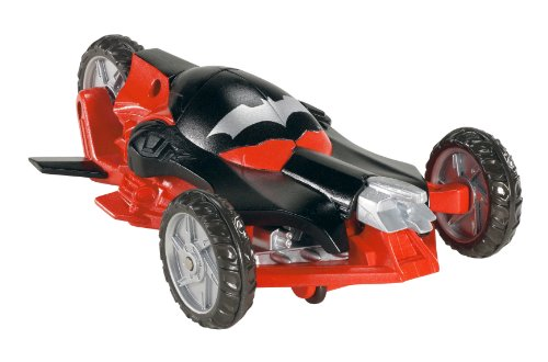 Batman The Dark Knight Rises Quicktek Combat Bustertank Vehicle