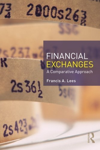 financial-exchanges-a-comparative-approach