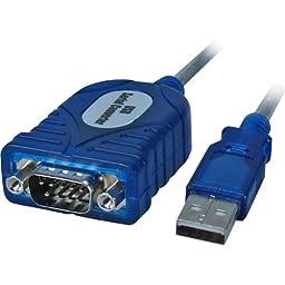 Qvs - Usb To Pc Serial Rs232 Adaptor \