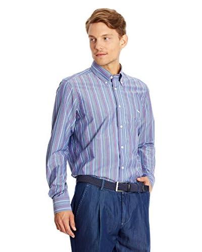 Harmont & Blaine Camisa Hombre Azul