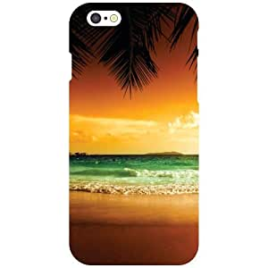 Apple iPhone 6 Back Cover - Rainbow Colors Designer Cases