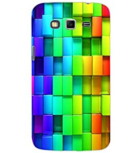 SAMSUNG GALAXY GRAND 2 TILES Back Cover by PRINTSWAG