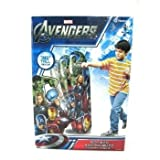 Marvel Avengers Bop Bag Inflatable Youth Kids Punching Bag Thor Iron MAN Hulk Captain America