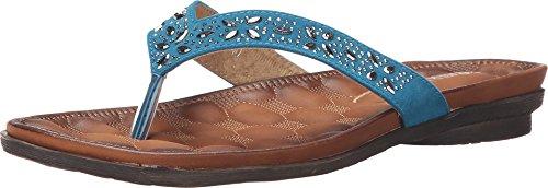 PATRIZIA Women's Soren Teal Sandal