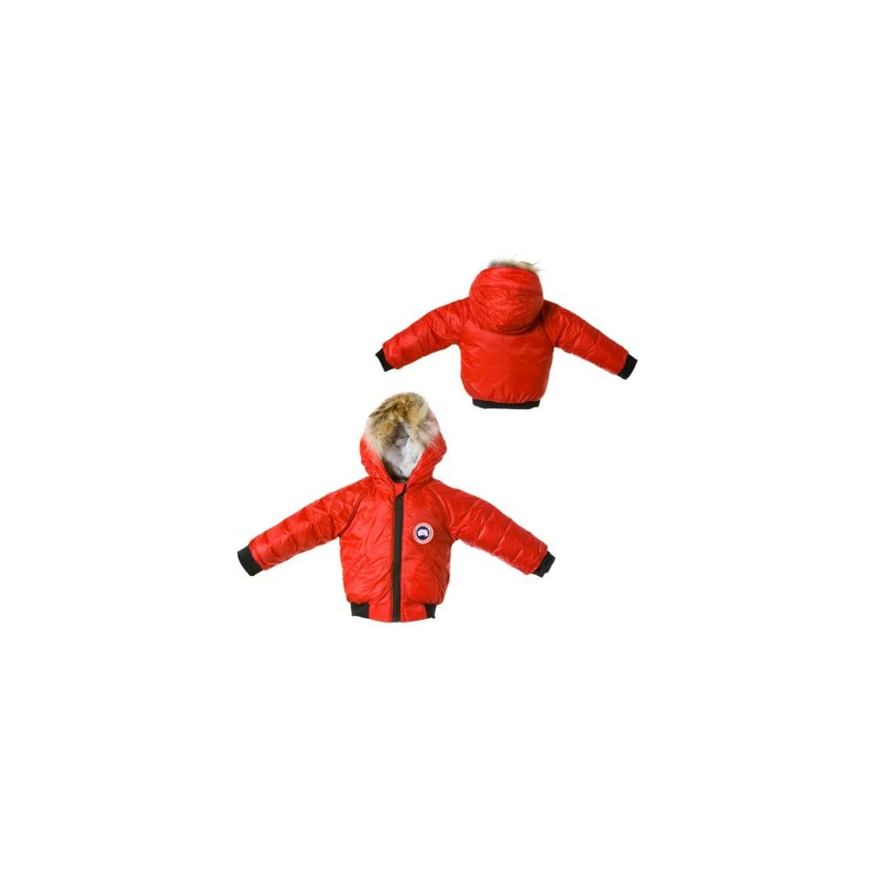 Canada Goose chateau parka replica shop - Canada Goose Reese Down Bomber Jacket Infant/Toddler on PopScreen