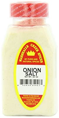 Marshalls Creek Spices Onion Salt, 18 Ounce by Marshall?s Creek Spices