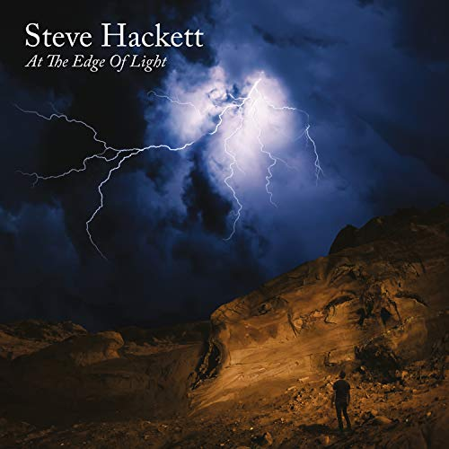 CD : Steve Hackett - At The Edge Of Light (With DVD)