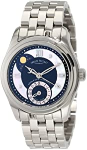 Armand Nicolet Women's 9151A-NN-M9150 M03 Classic Automatic Stainless-Steel Watch by Armand Nicolet