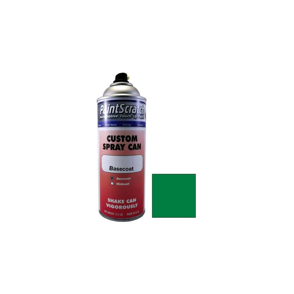 12 5 Oz  Spray Can of Timberline Green Pearl Touch Up Paint