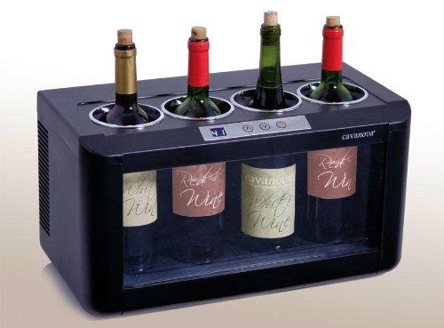 Cavanova OW004 Mini-réfrigérateur Noir